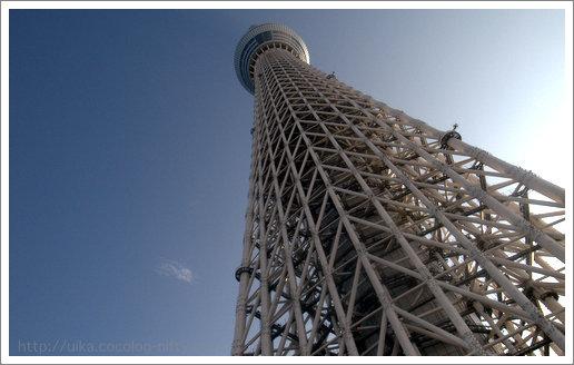 Tokyo sky-tree